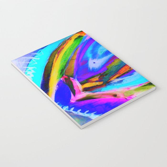 Invert Paint Notebook
