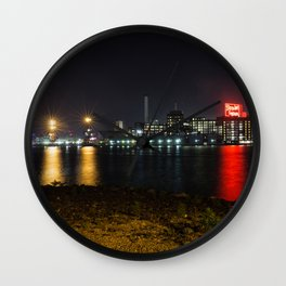 Baltimore, Inner Harbor Wall Clock