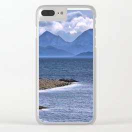 Over the Sea to Skye Clear iPhone Case