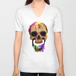 It Comes from Outer Space Unisex V-Neck