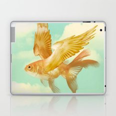 Flying Goldfish Laptop & iPad Skin