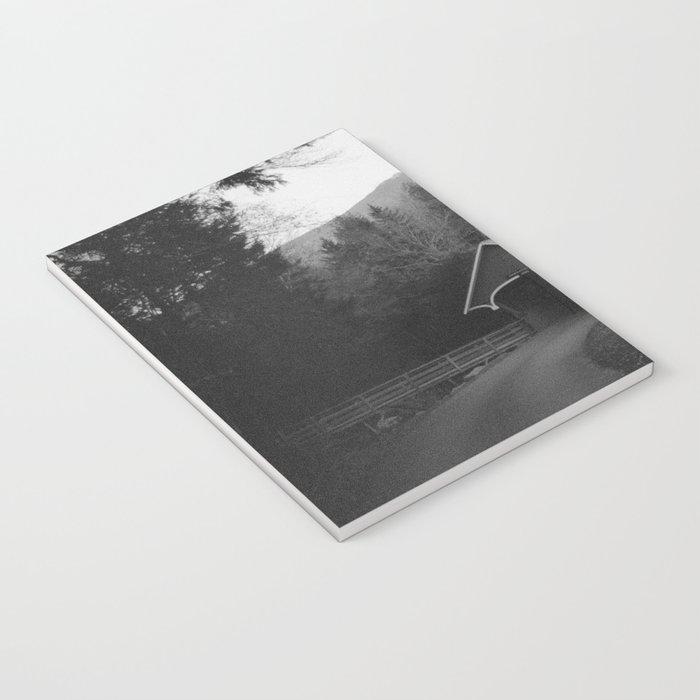 New England Classic Covered Bridge Notebook