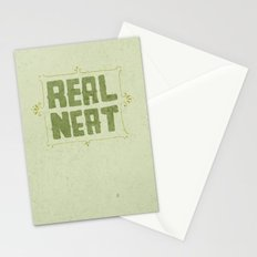 REAL NEAT Stationery Cards