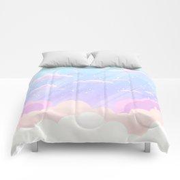 Pastel Heaven Comforters