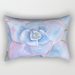 Succulent Rectangular Pillow