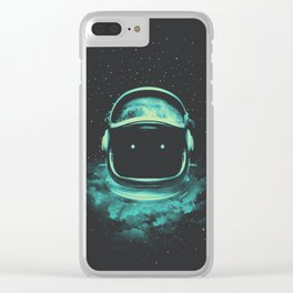 moonster Clear iPhone Case