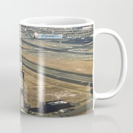 1st Route Air Traffic Control Tower in The US Coffee Mug