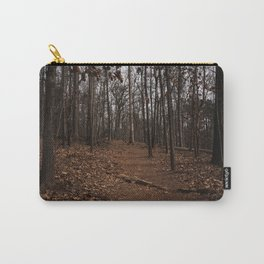 Warm Georgia Woods Carry-All Pouch