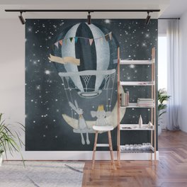 wish upon a star Wall Mural