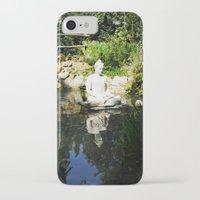 karma iPhone & iPod Cases featuring KARMA by Ylenia Pizzetti