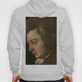 Wolfgang Amadeus Mozart (1756 -1791) by Joseph Lange Hoody