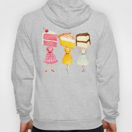 Cake Head Pin-Ups Hoody