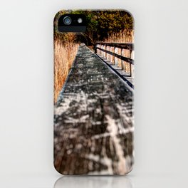 Dock 2 iPhone Case