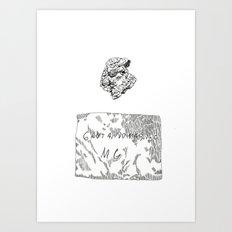 Gruta do Maquiné Art Print