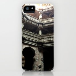 I'm Wishing in India iPhone Case