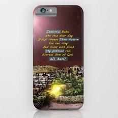 Immortal Babe iPhone 6s Slim Case