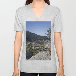 Frost and Flames Unisex V-Neck