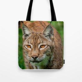 LYNX PORTRAIT Tote Bag