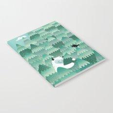 Tree Hugger (Spring & Summer version) Notebook