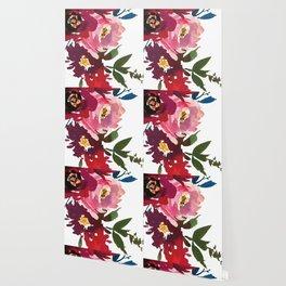 Falling Flowers Wallpaper