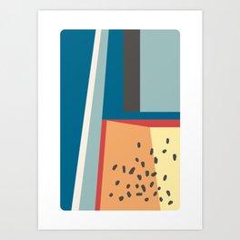 color study 4 Art Print