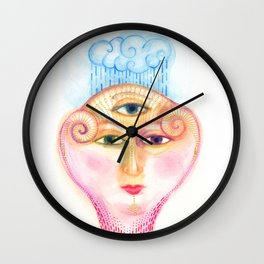 daemon of complicated times Wall Clock