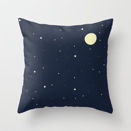 Shenandoah Sky Throw Pillow