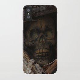 Dead Wood iPhone Case