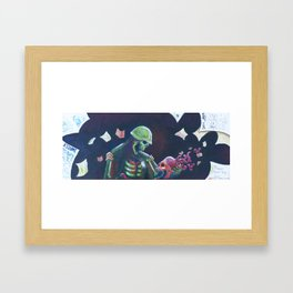 Paper Framed Art Print