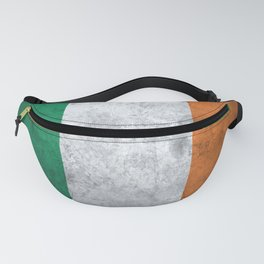 Distressed Irish Flag Fanny Pack