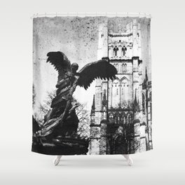 Archangel Michael Shower Curtain