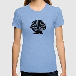 Black Seashell T-shirt