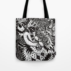 Domesticated (Afternoon in the Garden) Tote Bag