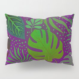 Purple Delight Pillow Sham