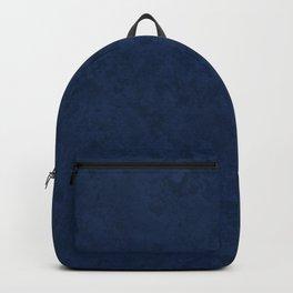 Marble Granite - Deep Royal Blue Backpack