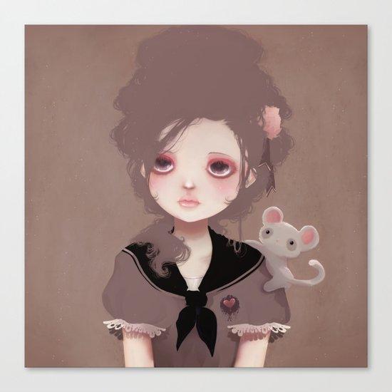Emma (2011 version) Canvas Print
