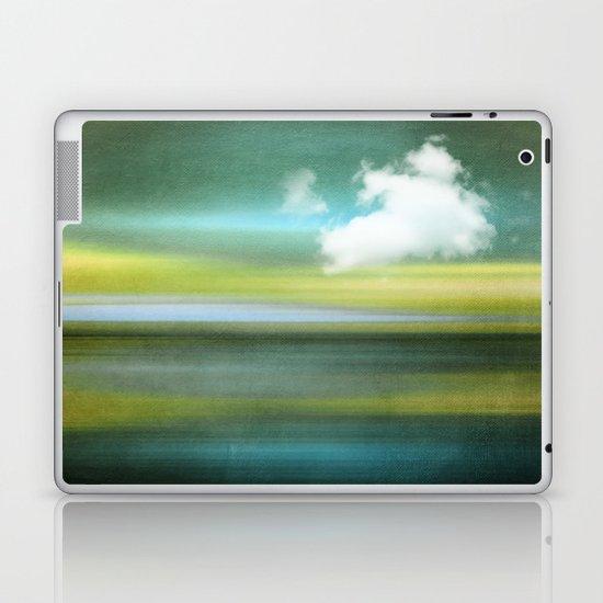TIME AND SILENCE III Laptop & iPad Skin