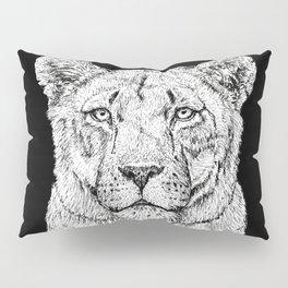 Lion Queen Pillow Sham