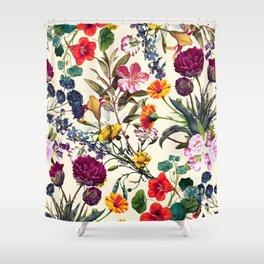Macigal Garden V Shower Curtain