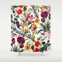 Magical Garden V Shower Curtain