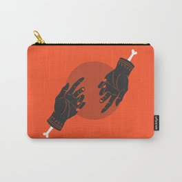 red rune hands Carry-All Pouch