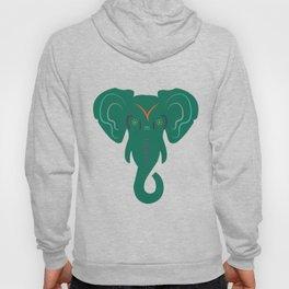 elephant. Hoody
