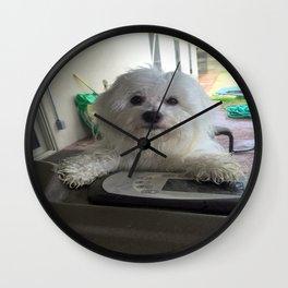 Annie Wall Clock