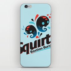 Squirt iPhone & iPod Skin