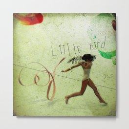 little girl dreams #7 Metal Print