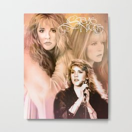 Stevie Nicks | Art Print Metal Print