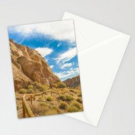 Cueva De Las Manos, Patagonia Argentina Stationery Cards