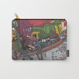 Jills Street - New York Carry-All Pouch