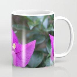 Purple Shining Through Coffee Mug