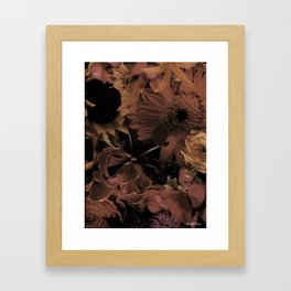 The Simplicity of Beauty 1 Framed Art Print